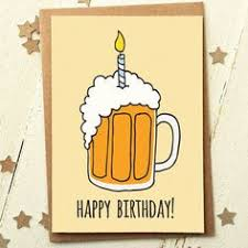 printable birthday card funny birthday card a toast to your