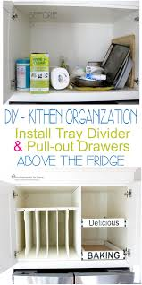 Kitchen Cabinets With Pull Out Drawers Remodelando La Casa Kitchen Organization How To Install Pull
