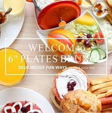 plats cuisin駸 6吋盤早午餐 立忠店 breakfast brunch restaurant kaohsiung