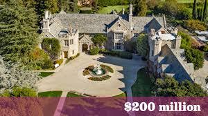 Mansion For Sale by Hugh Hefner U0027s Playboy Mansion Lists For 200 Million La Times