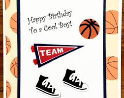 birthday card for basketball fans russell westbrook of the