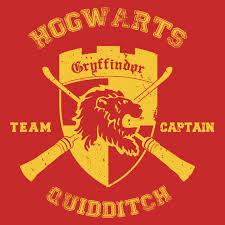 awesome u0027gryffindor crest quidditch team captain shirt u0027 design