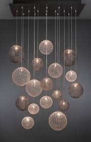 Trendy Lighting Fixtures Shakuff Glass Lighting And Decor Suspension Lighting Is