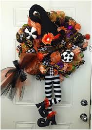 Deco Mesh Halloween Wreath Halloween Deco Mesh Halloween Witch Deco Mesh Wreath Halloween