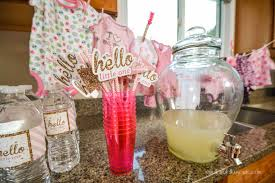 in baby shower pink and gold princess elephant baby shower ideas horrible