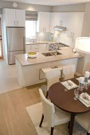 Small Apartment Kitchen Ideas Small But Perfect For This Beach Front Condo Kitchen Designed By