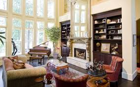 Beautifully Decorated Living Rooms Home Design Ideas