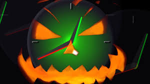 halloween countdown timer 1 minute clock 60 seconds with sound