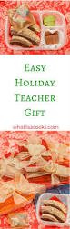 easy holiday teacher gifts u2014 what lisa cooks