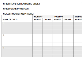 online printable time sheets for teachers