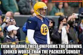 Funny Green Bay Packers Memes - cleveland browns memes green bay packers 31 cleveland browns 13