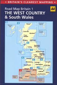 Newcastle England Map by Great Britain Maps Buy Online