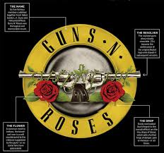 Guns And Roses - guns n roses is reviving its iconic bullet logo for the coachella