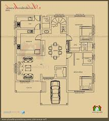 2500 Sq Ft House Plans Single Story by Home Design Chic 3 Bedroom House Plans 2 Storey And Sqaure Fee