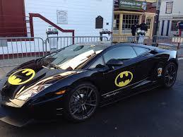 Lamborghini Gallardo Batmobile - the batmobile is back in town for sfbatkid sfwish batki u2026 flickr
