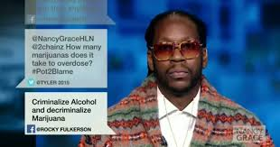Nancy Grace Meme - watch 2 chainz debate weed with nancy grace noisey