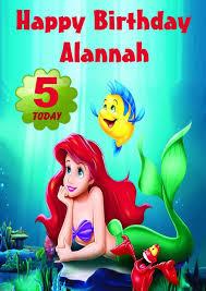 little mermaid invites free printable invitation design