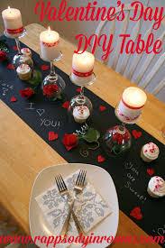 holidays diy valentines day diy s day table hometalk