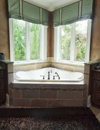 bathroom bathroom window treatments for better bathing experience