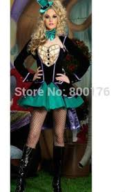 Womens Joker Halloween Costume Size Halloween Costume Manic Mad Hatter Size