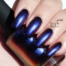 i love nail polish cygnus loop from ultra chrome collection