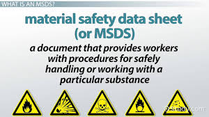 material safety data sheet msds definition u0026 purpose video