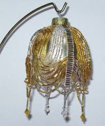 Victorian Christmas Ornaments - 2 new victorian christmas ornaments weaving a gem of a life