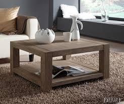 Wohnzimmertisch Holz Quadratisch Akazien Tisch Carprola For