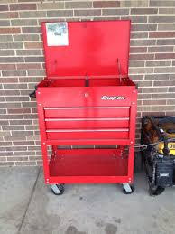 Rolling Tool Cabinet Sale Snap On Roll Around Tool Box In Good Condition For Sale In Plano
