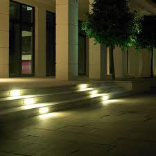Recessed Wall Lighting Rectangular Recessed Wall Luminaire
