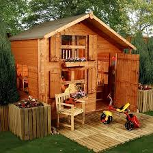 Backyard Play Houses by 17 Best Kids Playhouse Project Images On Pinterest Outdoor