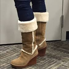 ugg s jardin boot 59 ugg shoes nwot authentic ugg felicity boots size 8 from