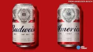 lexus internship usa budweiser renames beer u0027america u0027 this summer