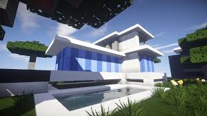 modern house build creative mode minecraft java edition