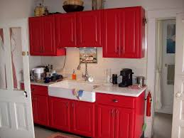 Kitchen Cabinets Measurements by Kitchen Red Kitchen Cabinets Inside Flawless Old Red Kitchen