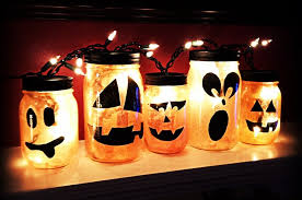 decoration ideas for the office stenciled pumpkins witch