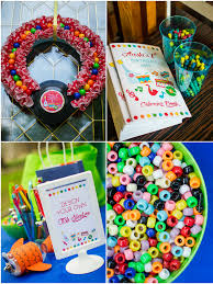 1st Birthday Party Ideas Decoration Baby Jam Music Inspired 1st Birthday Party Party Activities