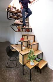 Stairs Book by 50 Creative Ways To Incorporate Book Storage In U0026 Around Stairs