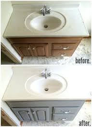 bathroom cabinet painting ideas painting bathroom vanity before and after best painting bathroom