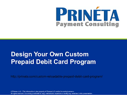 custom prepaid cards design your own custom reloadable prepaid debit card program