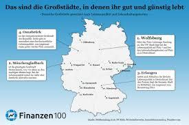 Neue K He Preis Das Sind Die 17 Besten Deutschen Städte Finanzen100