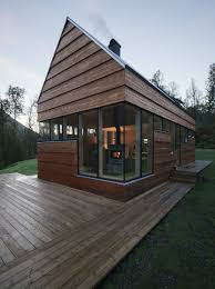 modern cabins that make gorgeous holiday homes