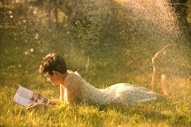 reading in the sun by estelar on deviantart
