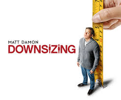 downsizing movie monthly movie review downsizing