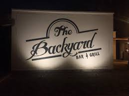 Backyard Bar And Grill Menu by Lost In Lagos