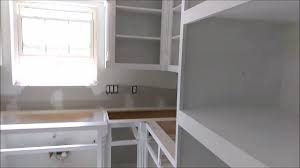how to prep cabinets for painting proper way to prep kitchen cabinets for paint youtube