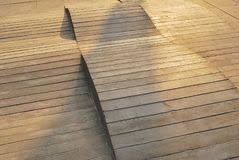 S Shaped Bench Curved Wood Bench Stock Photos Royalty Free Stock Images