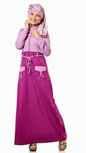 Pakaian Gamis Terbaru 2016 yuk intip kumpulan terbaik dari model baju muslim ini fashion