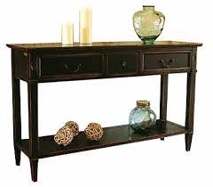 dos de canapé console directoire 1tiroir bois meuble d appoint console et dos