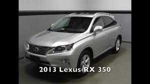 lexus rx for sale va 2013 lexus rx 350 in richmond va 171088a youtube